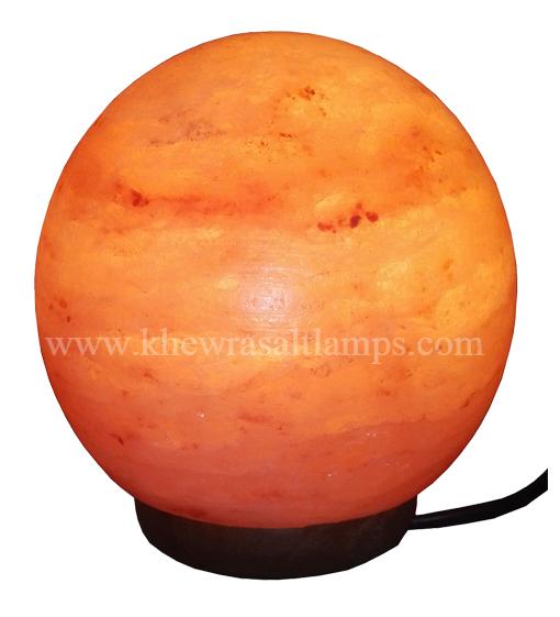Khewra Globe Lamp