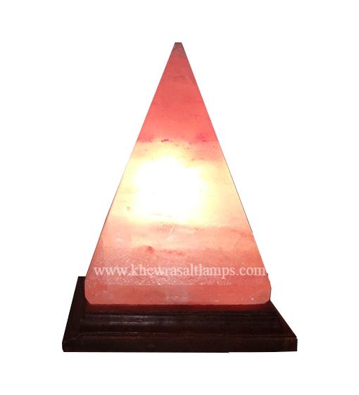 Khewra Pyramid Lamp