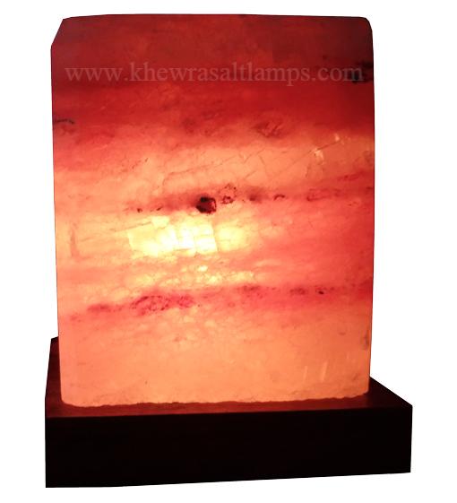 Khewra Cube Salt Lamp