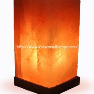 Khewra Cuboid Salt Lamp