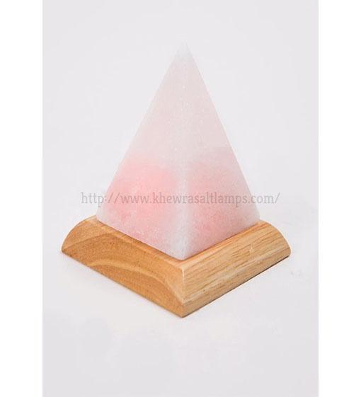 Khewra Pyramid Usb Salt Lamp 02