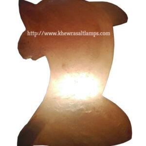 Khewra Dolphin Salt Lamp