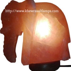 Khewra Elephant Salt Lamp