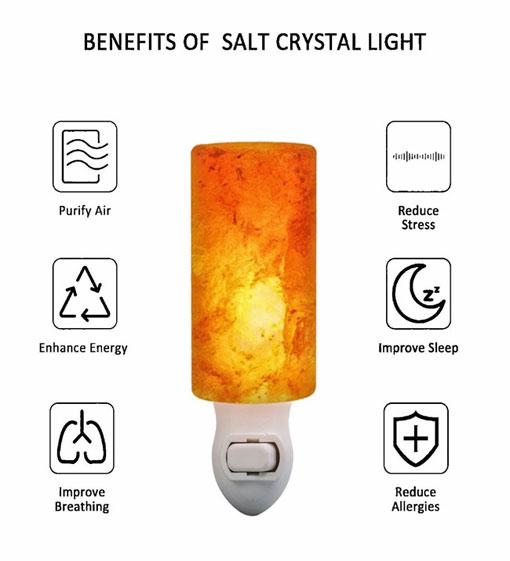 Khewra Night Salt Lamp 4