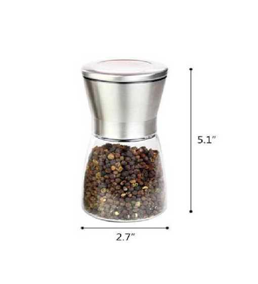Khewra Salt Black Pepper Grinder 04