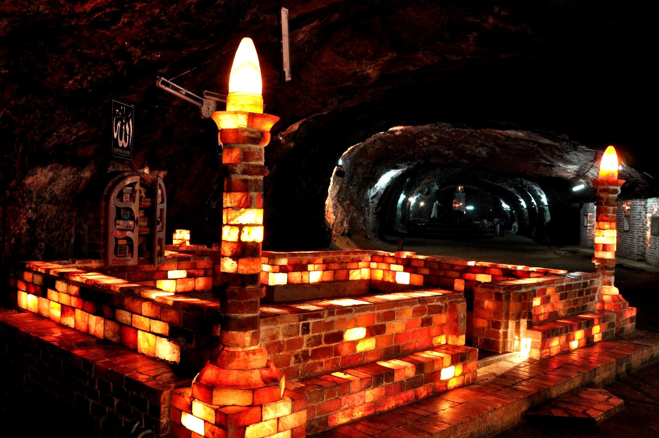 Khewra Salt Mine – 03