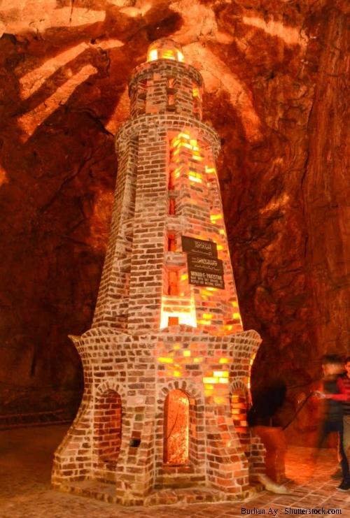 Khewra Salt Mine – 04
