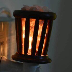 Khewra Grill Night Salt Lamp