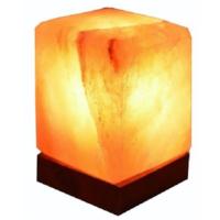 Cube Salt Lamp 4×4