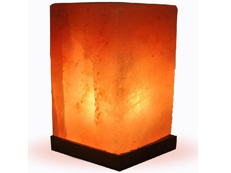 Cuboid Salt Lamp (Crafted)