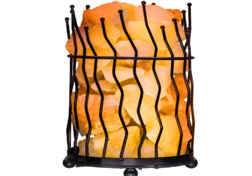Cylinder Iron Salt Basket