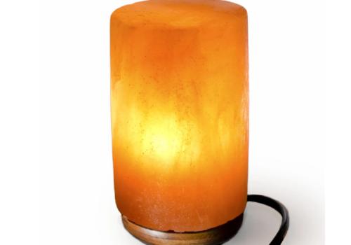 Cylinder Salt Lamp (Crafted)