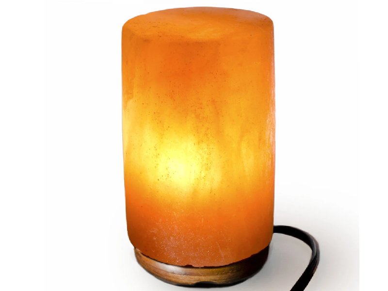Cylinder Salt Lamp (Crafted)