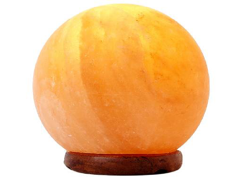 Ball Salt Lamp (Crafted)