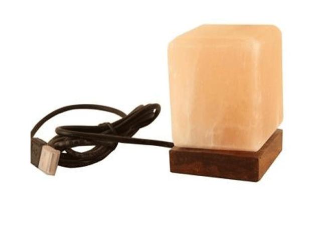 Khewra Cube USB Lamp