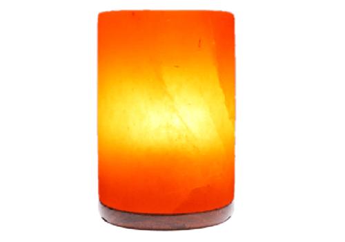 Cylinder Salt Lamp (USB)