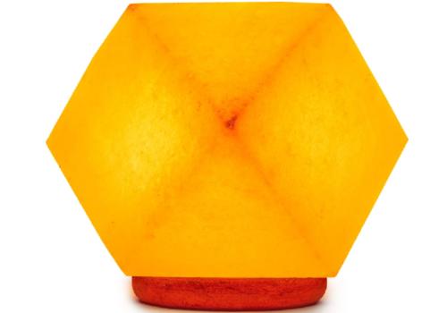 Diamond Salt Lamp (Crafted)