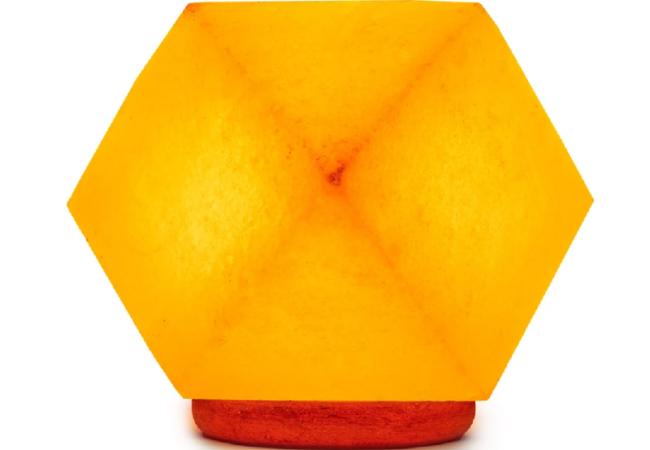 Khewra Diamond Salt Lamp