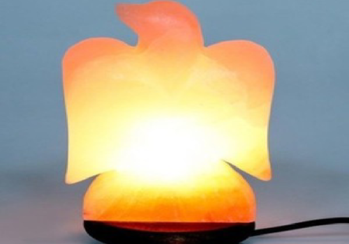 Eagle Salt Lamp (HandiCraft)