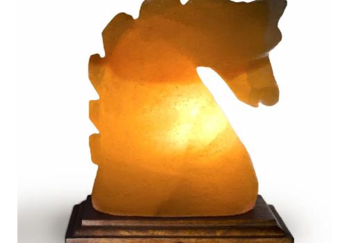 Horse Salt Lamp (HandiCraft)