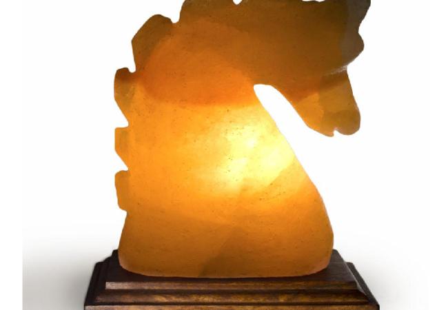 Khewra Horse Salt Lamp