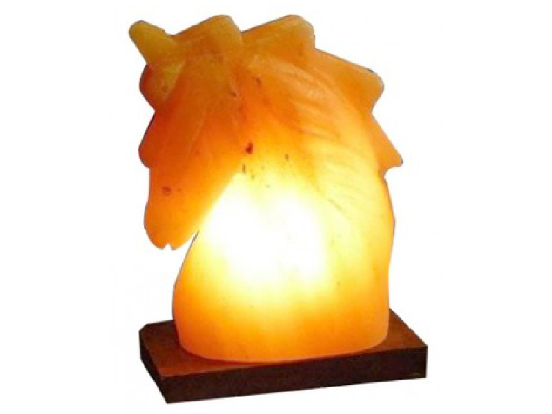 Horse Salt Lamp (HandiCraft)
