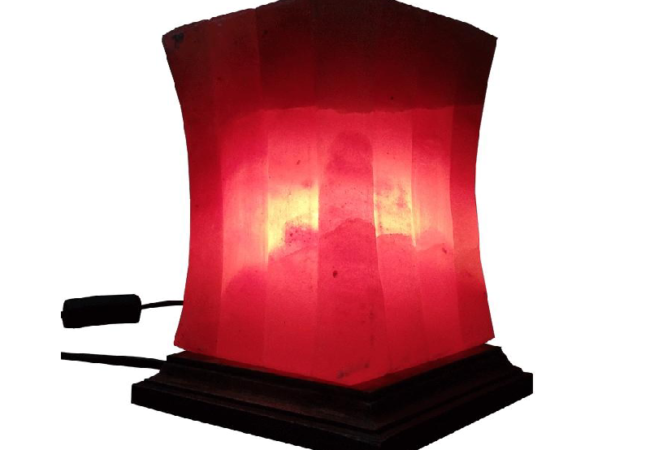 Khewra Piller Salt Lamp