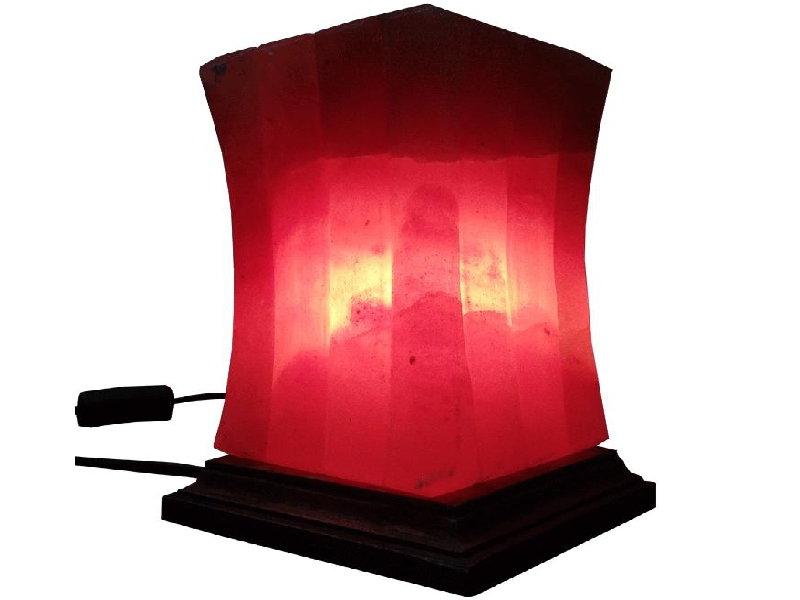 Piller Salt Lamp (Crafted)