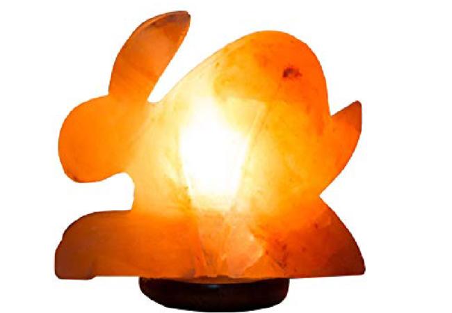 Khewra Rabbit Salt Lamp (I)