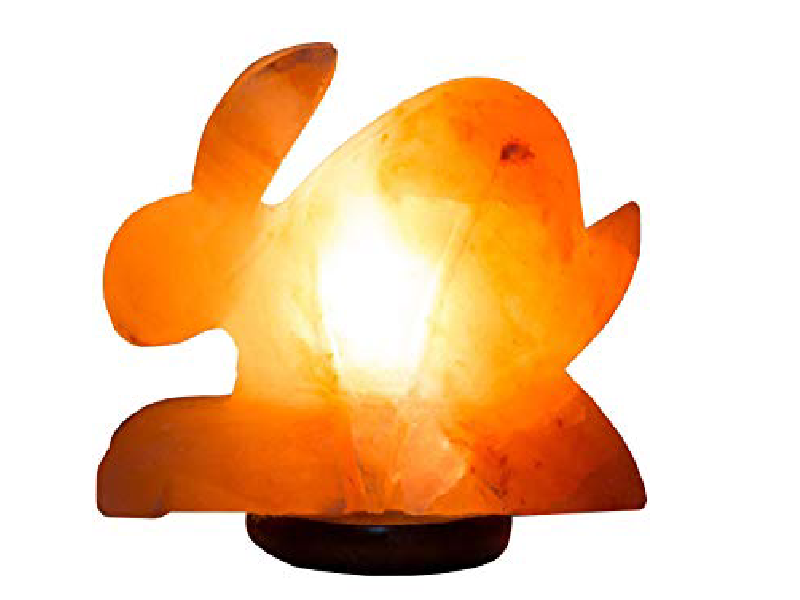 Rabbit Salt Lamp (HandiCraft)