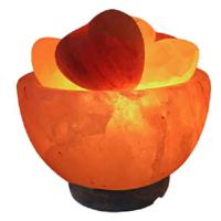 Khewra Salt Bowl With Hearts