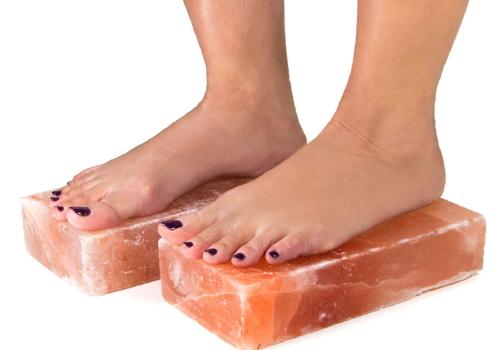 Massage Salt Foot Wear