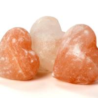 Natural Salt Heart Soap