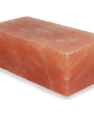 Natural Salt Brick (2x4x8 Inches)