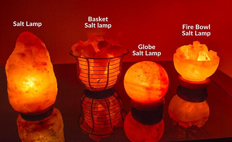 Khewra Salt Lamps – 02